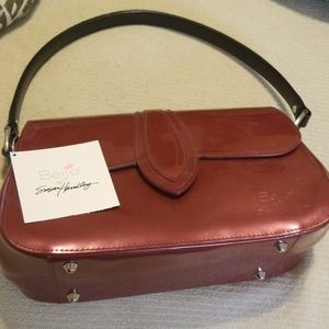 Beijo Patent Leather Bag!